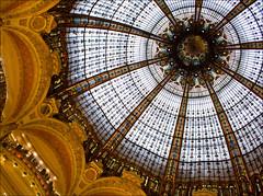 Verrière des galeries Lafayette (Paris)