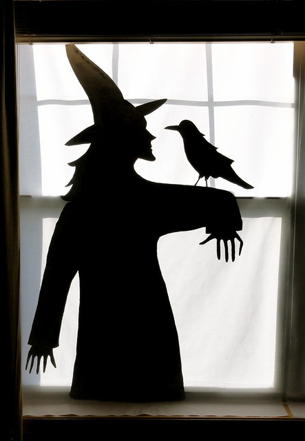 halloween window silhouettes template witch window silhouette flickr photo 22067 | 5126644026 d01c843724 z
