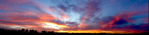 california sunset sunsets