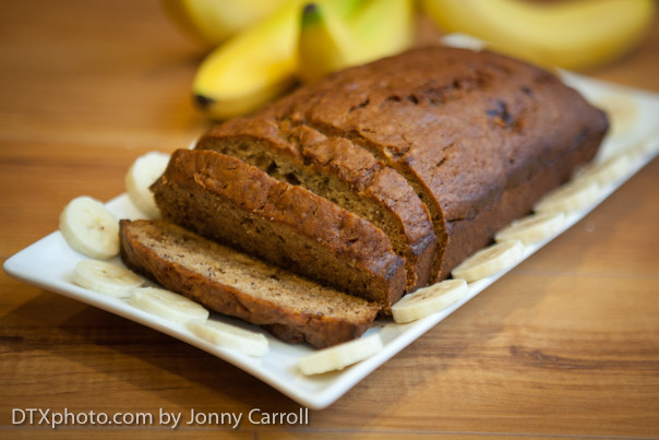 Home-Made Bananna Bread
