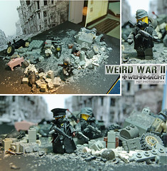WEIRD WAR II German behind the scenes