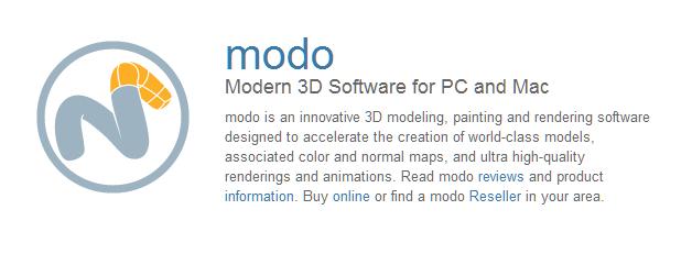Luxology Modo 501 SP4 501 43413 x86+x64