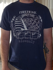 #2169A fIREHOSE - Slovenly - Haircut Tour 1987