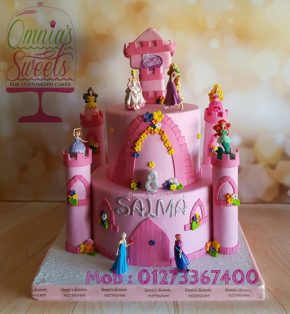 Cake by Omnia's Sweets