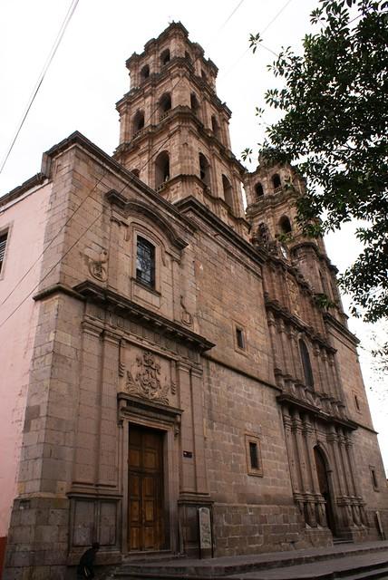03 Ex convento de las Carmelitas Descalzas o Teresianas ...