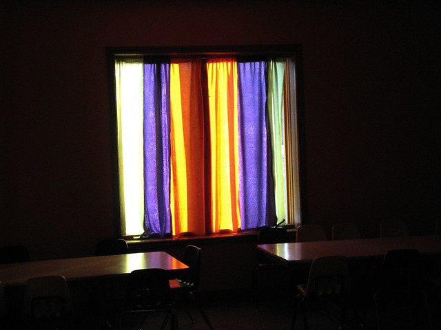 Classroom Curtains   Flickr - Photo Sharing!