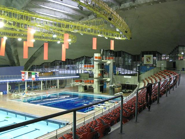 The Olympic Swimming Pool Montr Al Explore David Jones 39 P Flickr Photo Sharing