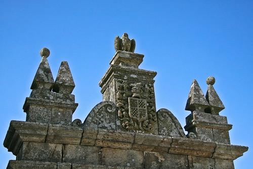 Solar dos Viscondes de Balsemão - Leomil - Portugal