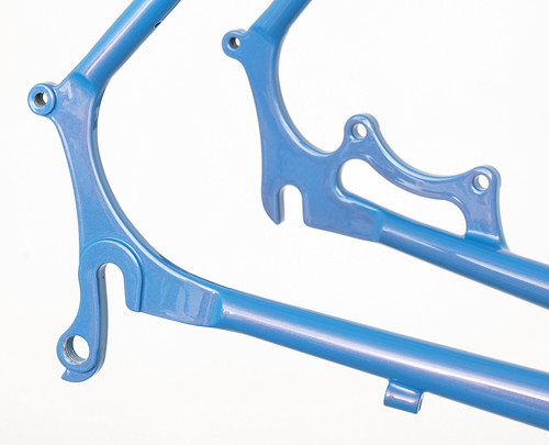 "<p>Gunnar Fast Lane chainstay disc mount dropouts let you install a rack that doesn't interfere with the disc calipers.<br /> <br /> gunnarcycles / <a href=""http://gunnarbikes.com"" rel=""nofollow"">gunnarbikes.com</a> / gunnarbikes</p>"