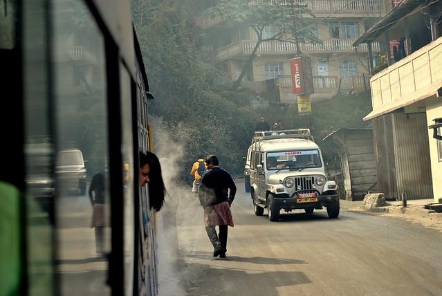 The Darjeeling Toy Train by CC user joshuasingh on Flickr
