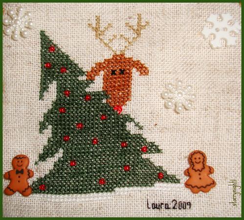 Christmas Ornament - Ornamento de Natal
