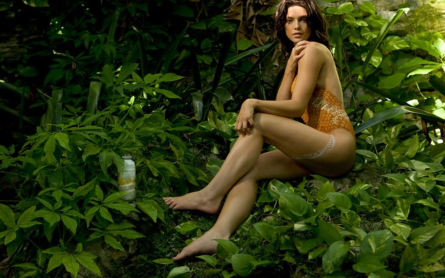 Ashley Greene, photoshoot for SoBe