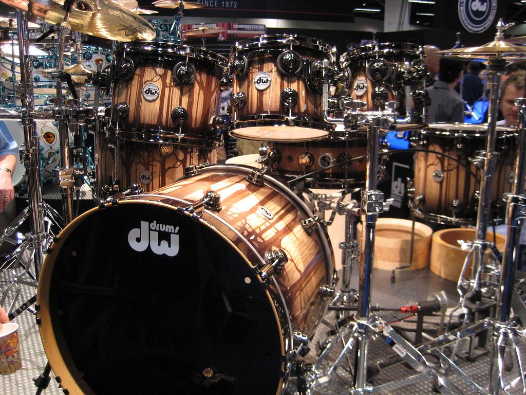 dw Drums Wallpaper Namm 2010 dw Drums