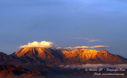 trip viaje sunset peru atardecer arequipa ocaso vulcano peruvian volcan marcosgp