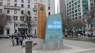 Olympic Clock | Vancouver 2010