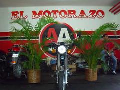 Rifa del Motorazo