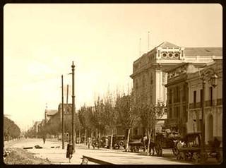 El Teatro Carrera 1928
