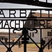 Small photo of Arbeit macht frei.