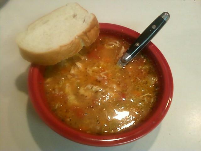 Italian Chicken Soup | Flickr - Photo Sharing!