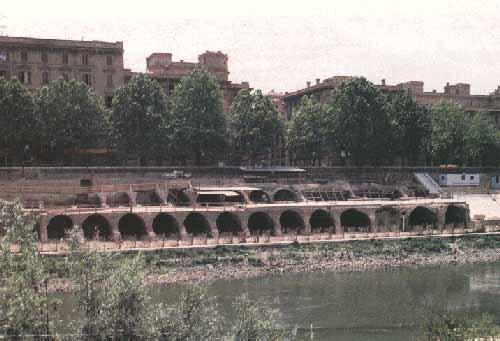 Imagini pentru Porticus Aemilia