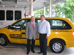 Ron Stone & Yellow Cab Houston Taxi Company