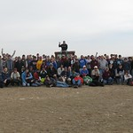 Group picture of Mile High Ice Bowl 2010