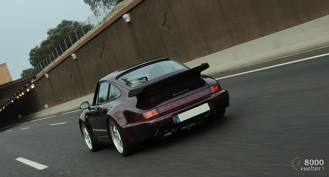 Cinco generaciones de 911 Turbo