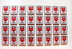 Any Warhol: Campbell's Soup Cans