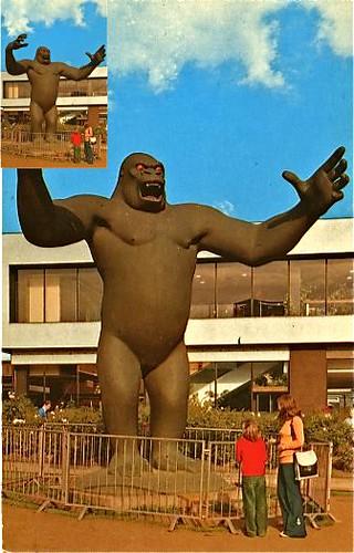 King Kong  Manzoni Gardens