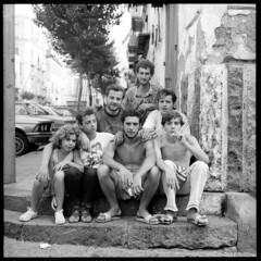 naples, italy, 1990-1991