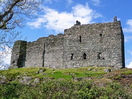 Castle Sween, Knapdale