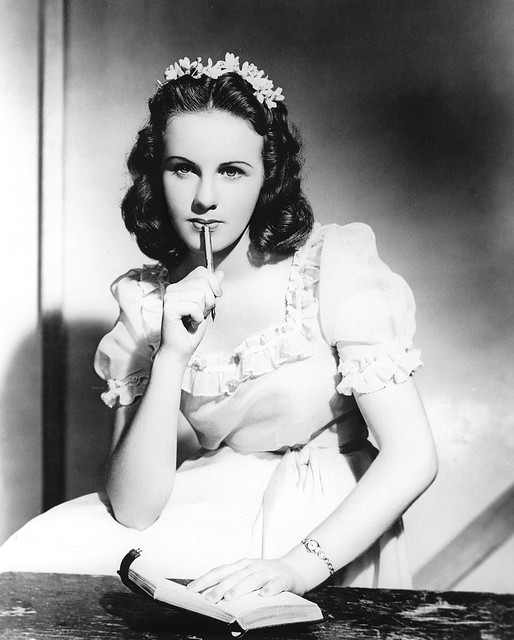 Deanna Durbin - 1938 | Flickr -...