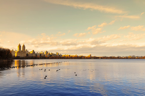 Jacqueline Kennedy Onassis Reservoir at Central Park