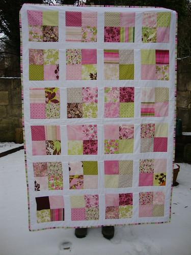 Sultry Garden Quilt