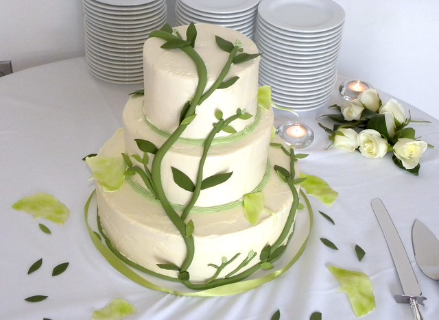 vegan wedding cake carolina cakes confections wilmington nc flickr photo sharing. Black Bedroom Furniture Sets. Home Design Ideas