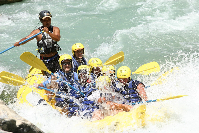 Rafting Turkey