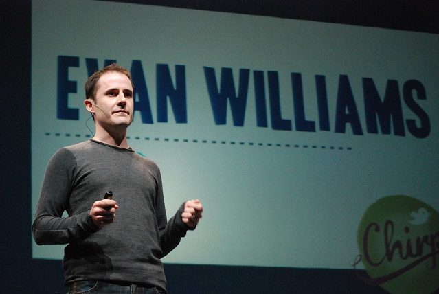Evan Williams (@ev)