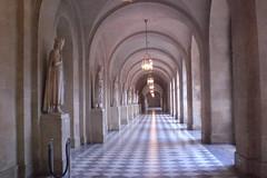 Palácio de Versalhes.