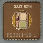 256kbit/16kbit EPROM/SRAM Wafer Scale Integration PSD311