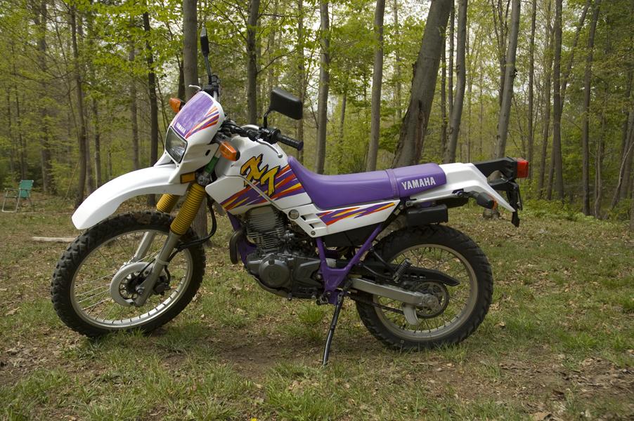 Yamaha xt 225 flickr photo sharing for Yamaha lancaster ca