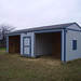 Premier Tall Ranch Loafing Shed (12x28)