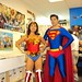 Wonder Woman and Superman at Free Comics Day