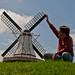 Touching Windmill by photo.lady2000