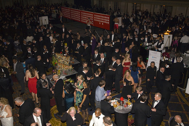 25th Anniversary Gala - courtesy of Christopher Hiltz
