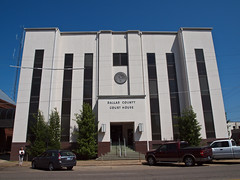Dallas County Courthouse -  Selma, Alabama