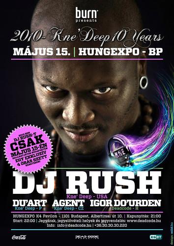 DJ Rush @ Hungexpo