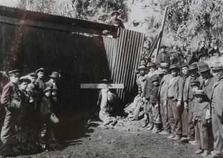 1906 rapida justicia al pie de cerro de Valparaiso