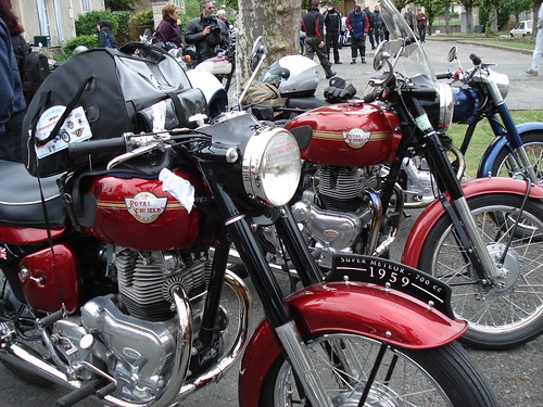 Royal Enfield 1959 super meteor