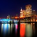 Darkness on The Ferry Building by Jim Nix / Nomadic Pursuits