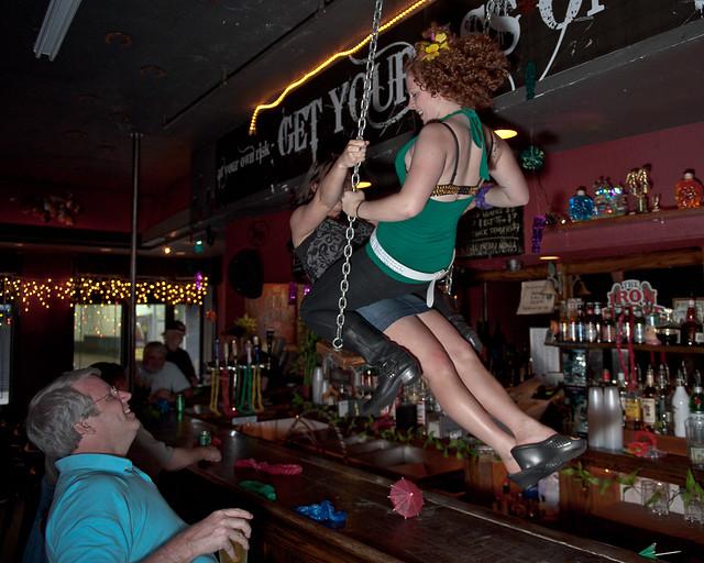 Iron Horse Bar South Street Seaport Nyc Katie The Barmai Flickr Photo Sharing